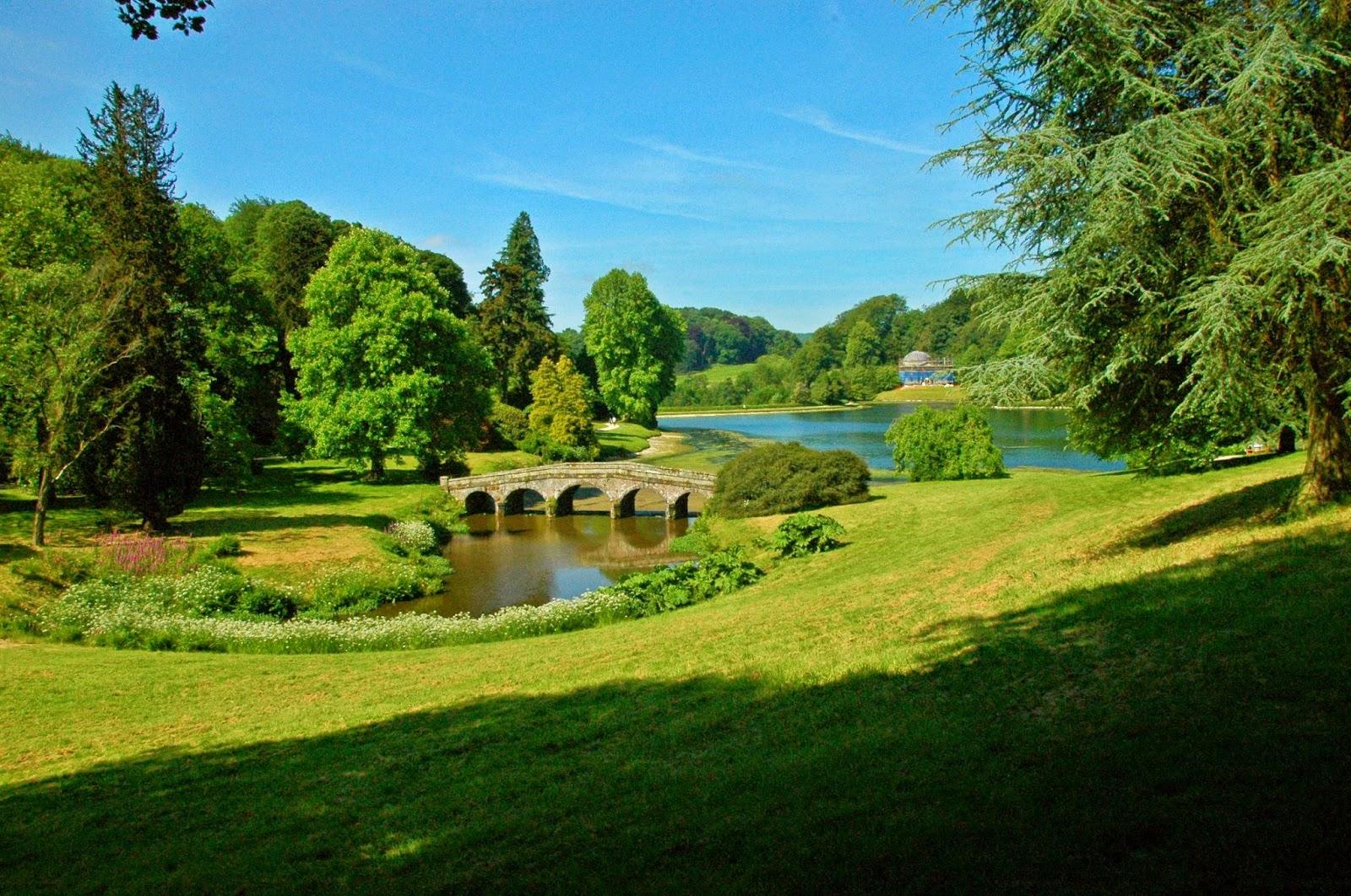Ss Jess 1000 Places Stourhead Gardens