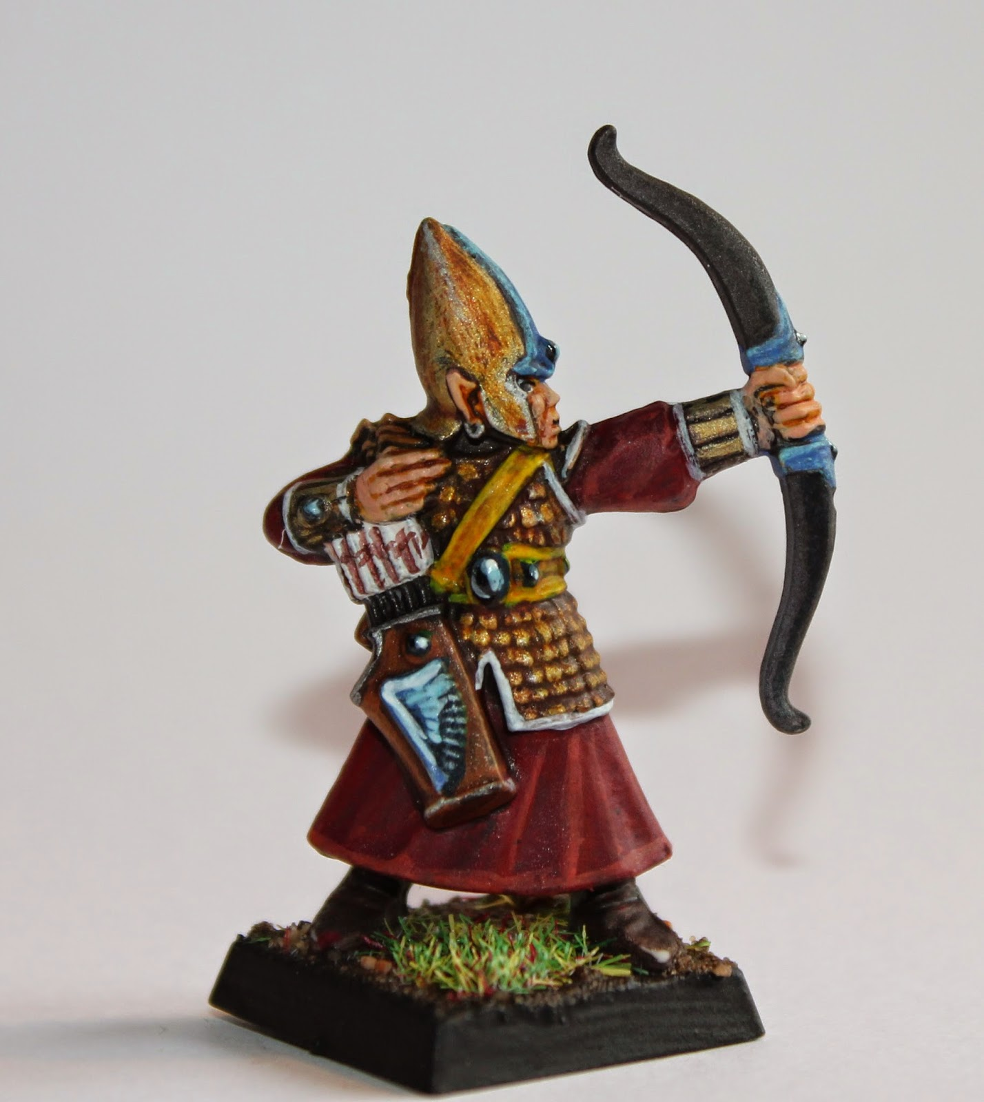Painted High Elf