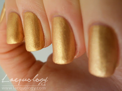 mentality polish desire swatch metallic