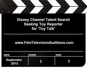 Disney Channel casting for child actors