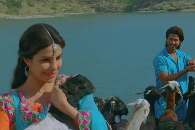 Priyanka Chopra in Teri MeriKahaani Stills