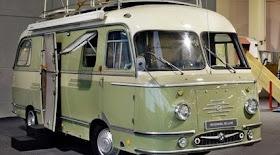 Autocaravanas antiguas /Vintage motorhomes