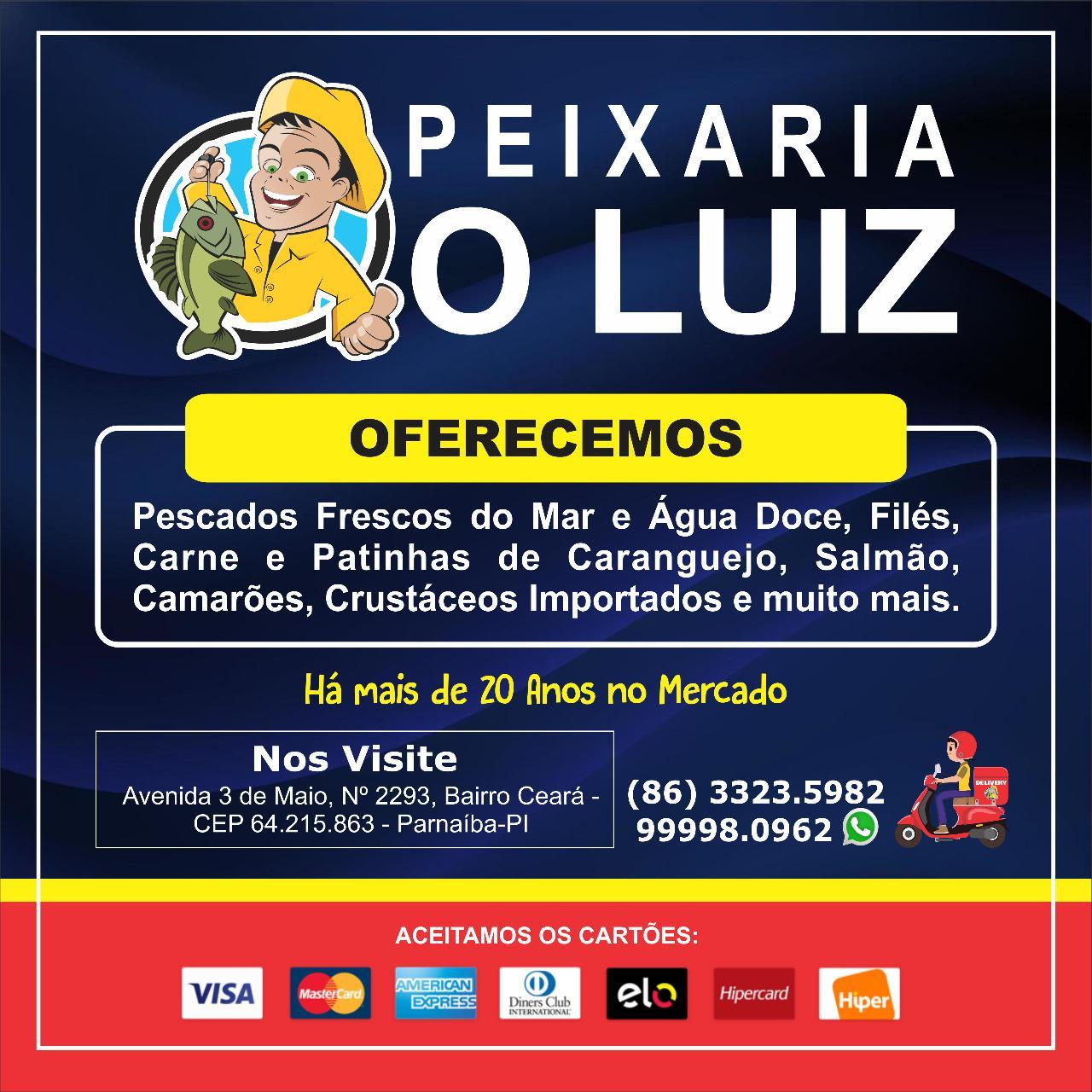 PEIXARIA O LUIZ