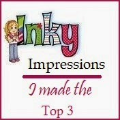 Top 3 at Inky Impressions
