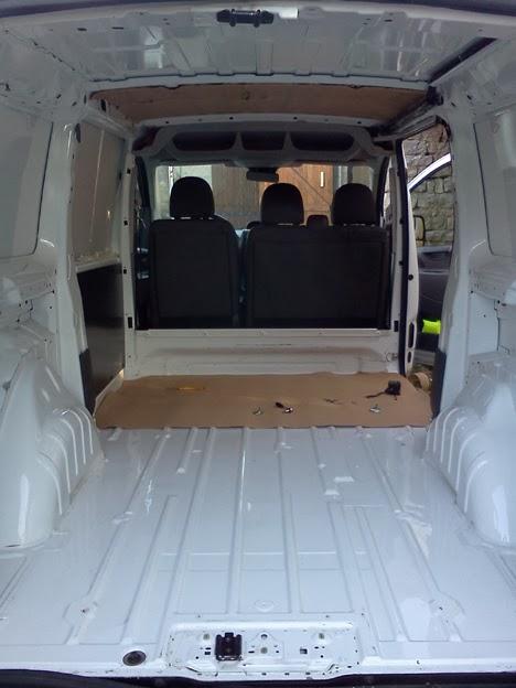 Préférence Carnet de voyages en Gourmandise: Aménager un fourgon Citroën  ZB59