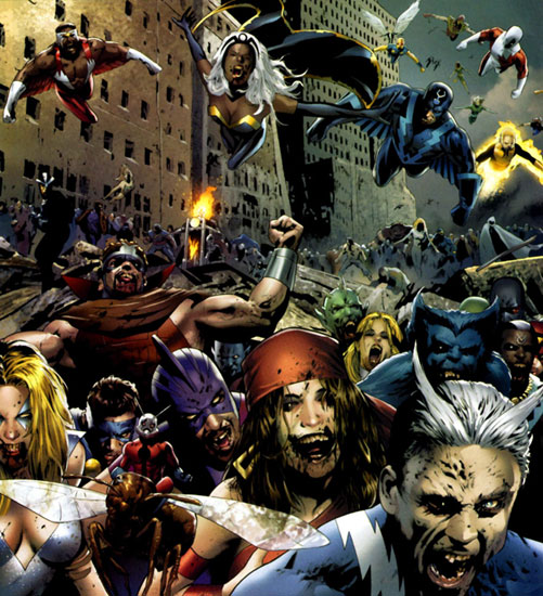 Marvel Zombies Review - 2