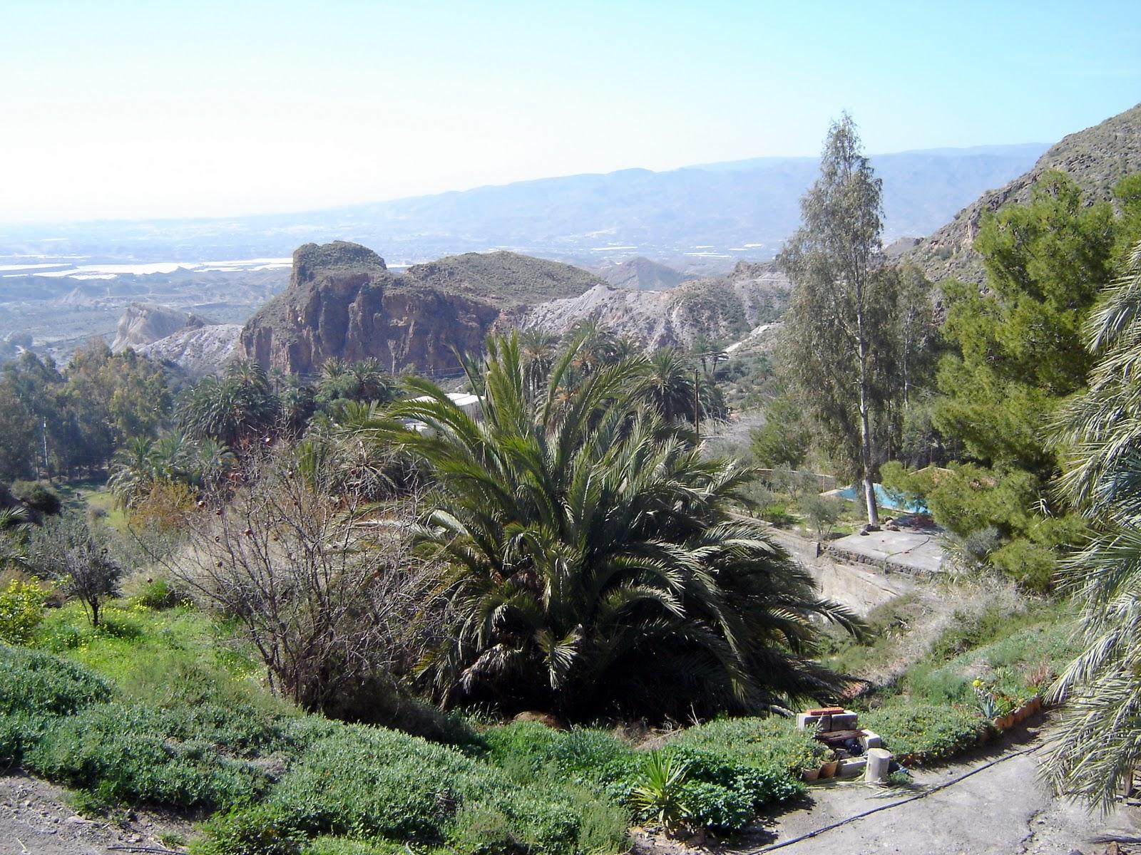 Spanish impressions diverse almer a ba os de sierra - Banos sierra alhamilla ...