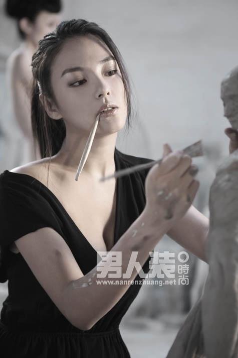 kitty zhang yuqi cj7 actress 03