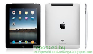 Harga Apple iPad 2 3G 16GB & 64GB PC Tablet Terbaru 2012