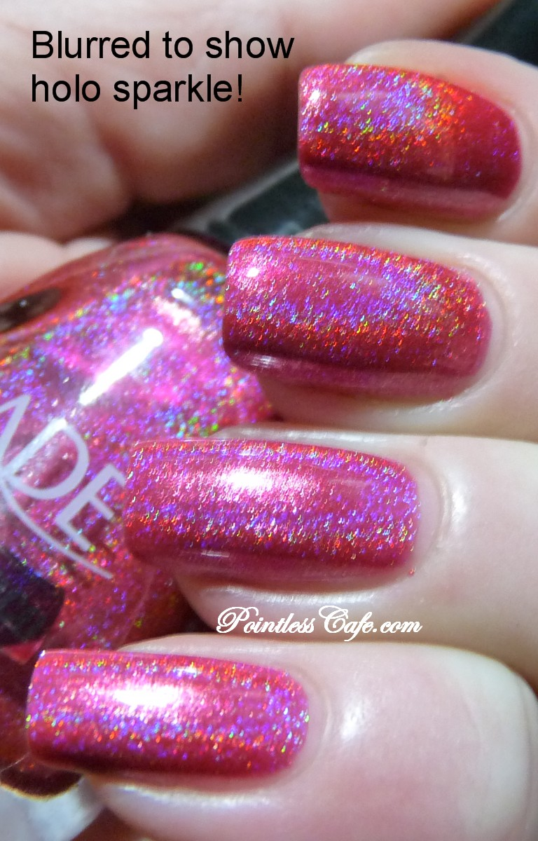 Jade Deja Vu - Swatches and Review | Pointless Cafe