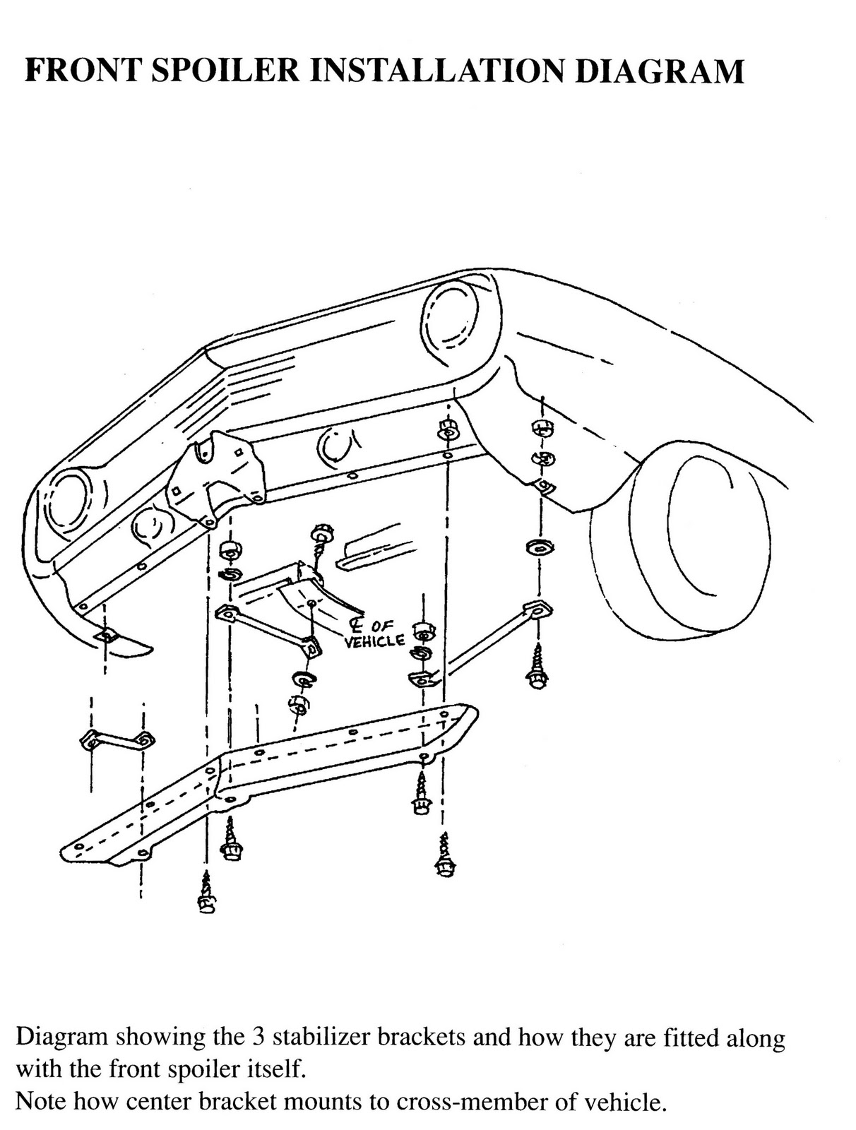 camaro suspension diagram