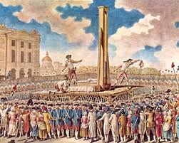 La guillotina jacobina