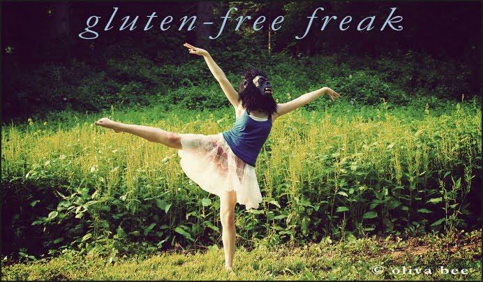 gluten-free freak