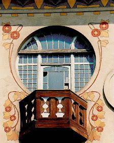 Art Nouveau Cehia