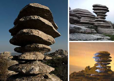 Susunan Batu Paling Aneh di Dunia
