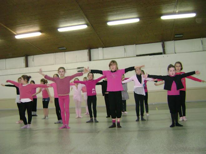 danse moderne- jazz 8 - 10 ans