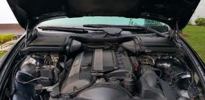 Foto Mesin BMW 530i E39