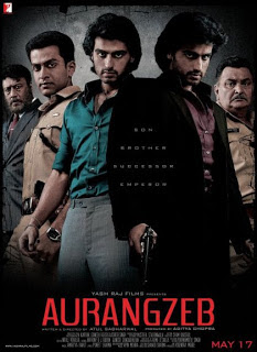 Aurangzeb (2013) Movie Poster