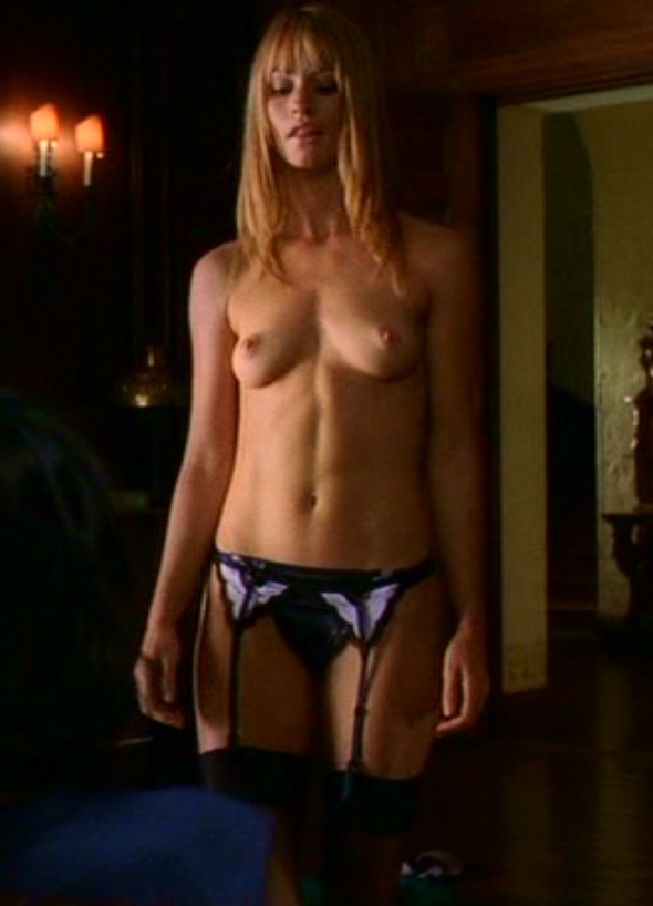 Cameron richardson nude rise hunter 2007 4