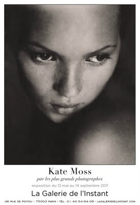 Expo Kate Moss par les plus grands photographes