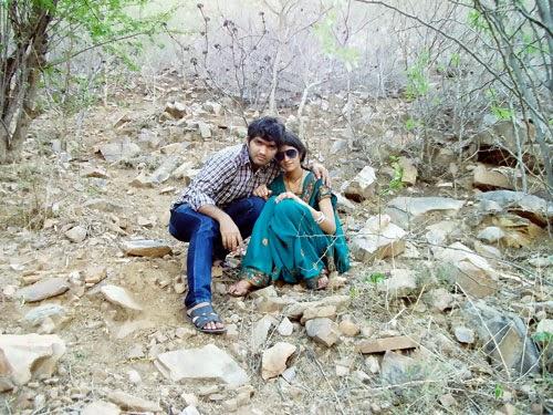 Sanjay and Sharda gad ganesh jaipur