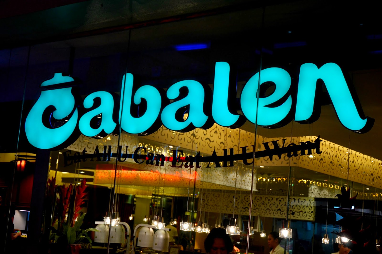 cabalen restaurant Cabalen restaurant is one of the country's well-known eat-all you can buffet restaurant offering regional cuisines and filipino-asian cuisines cabalen which literally translates to a fellow.