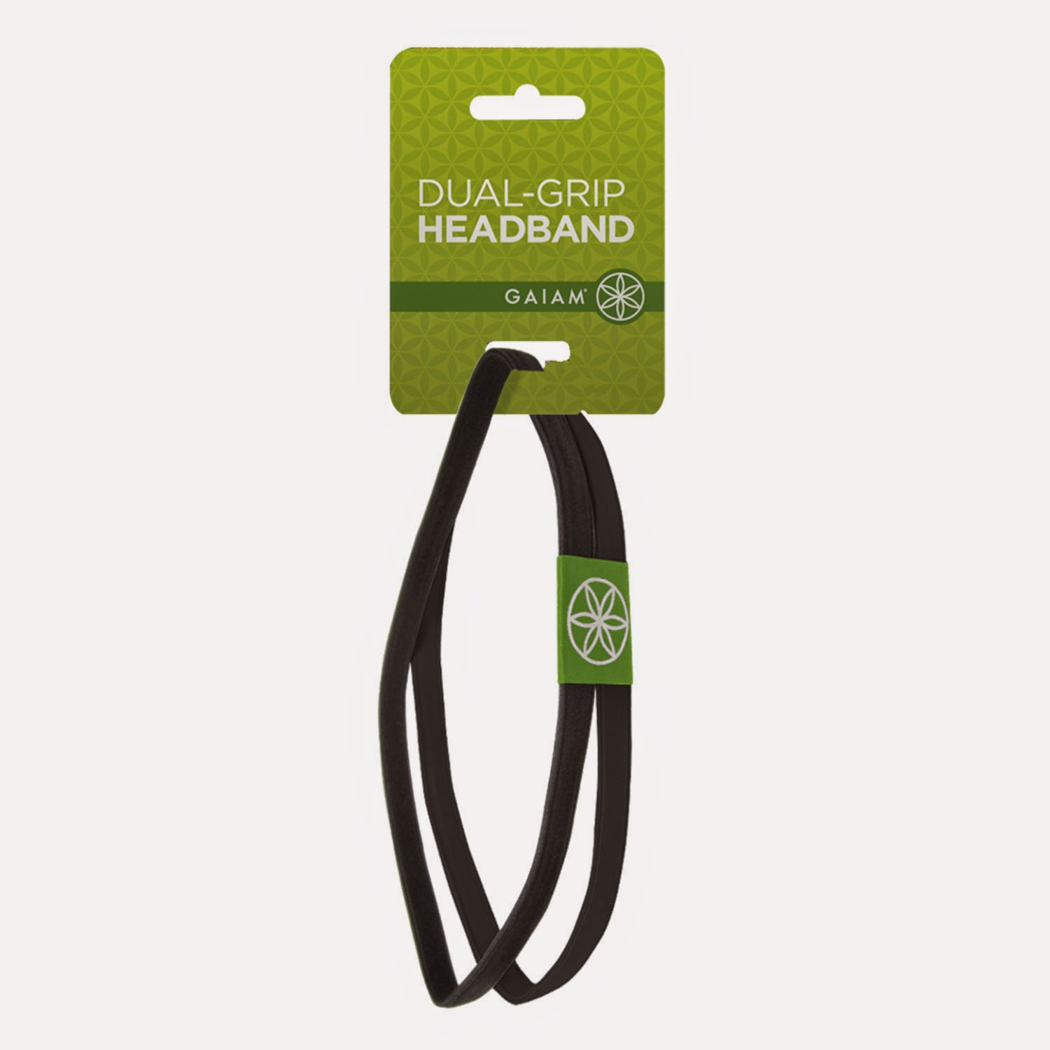 Gaiam Dual-Grip Headband