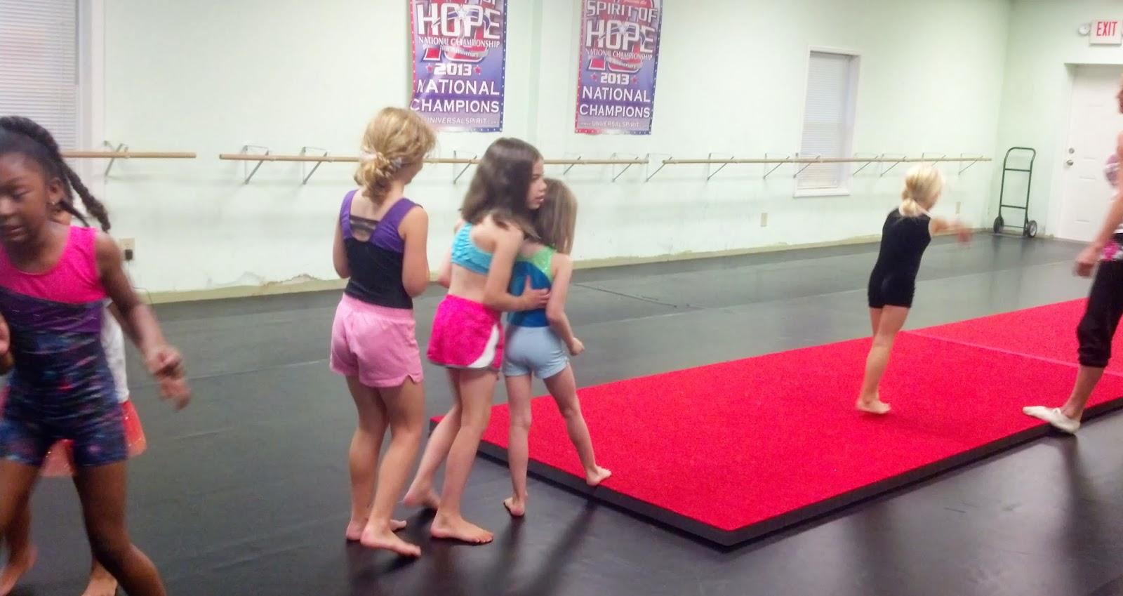 gymnastics classes charlotte nc kids