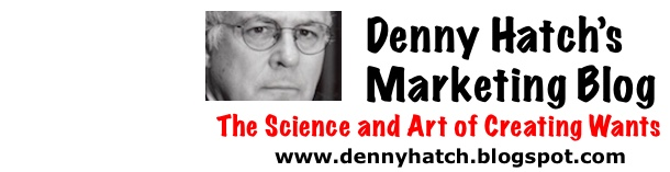 Denny Hatch's Marketing Blog