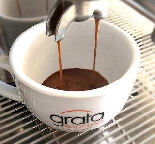Grata Espresso.