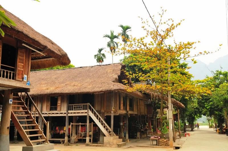 Kinh nghiem di du lich bui Mai Chau