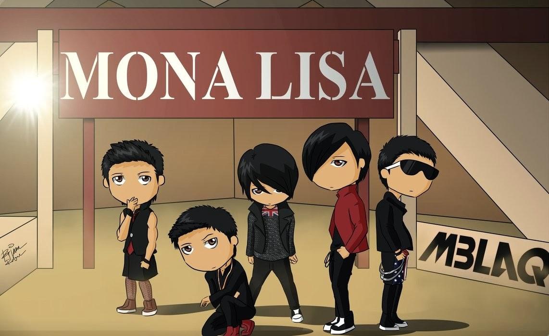 MBLAQ - M ♥na Lisa