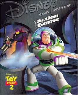 Free Download Toy Story 2 Game PC