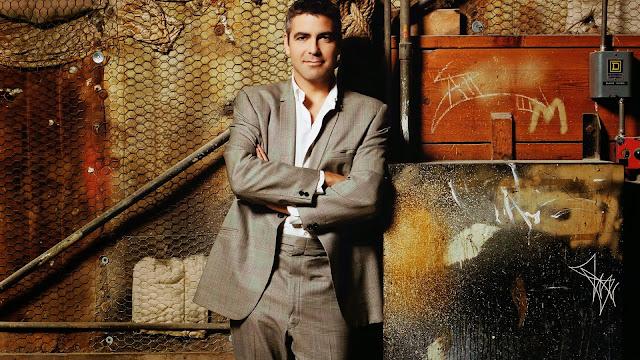 Fondo de Pantalla de George Clooney