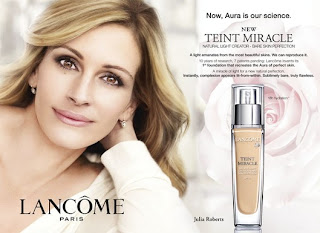 Julia Roberts Cosmetic Ad Banned in UK