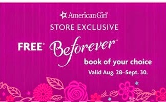 FREE Beforever Book Aug.28 - Sept.30