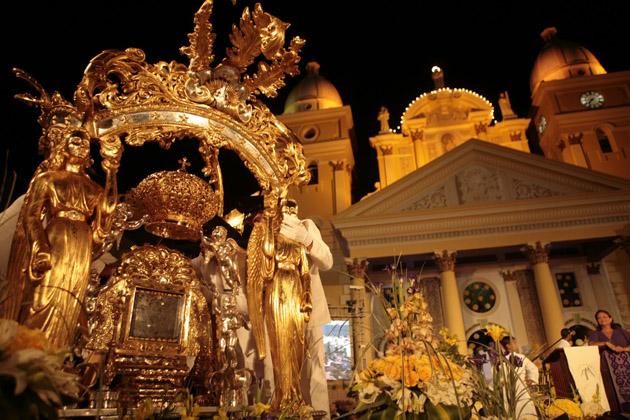 Virgen de Chiquinquira La Chinita