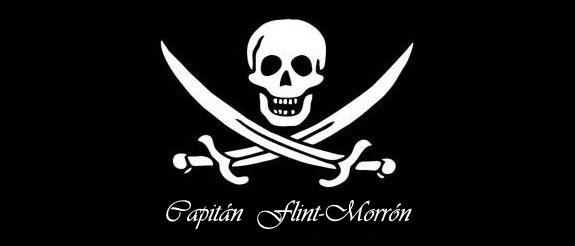 Bitácora del Capitán Flint-Morrón