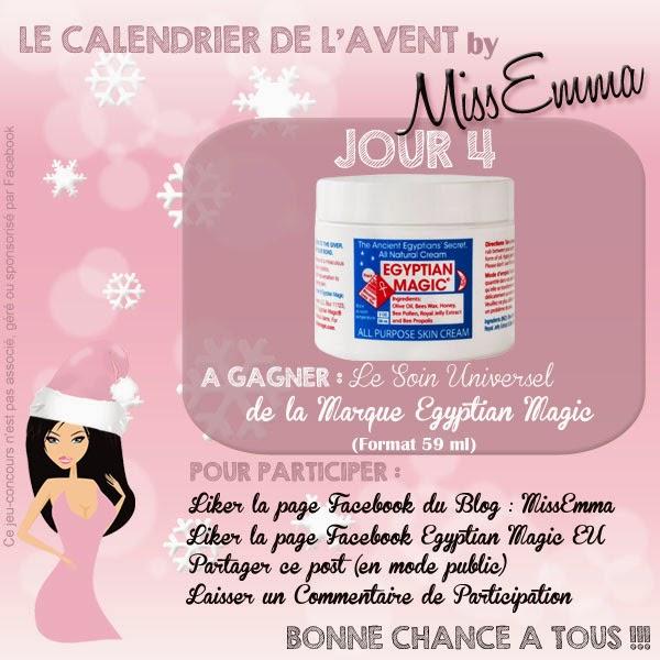 Calendrier de l'Avent by MissEmma - Jour 4