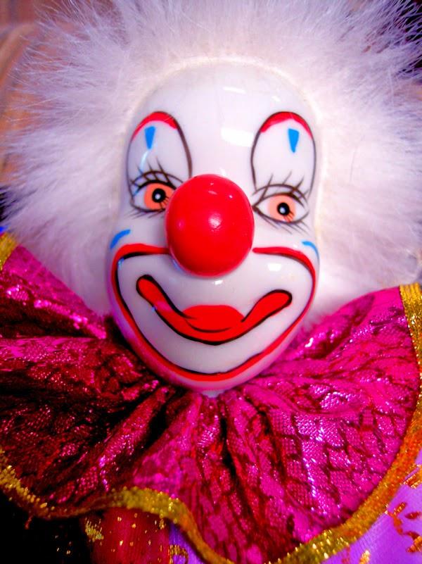Palhaço - Dia do Circo