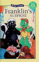bookcover of FRANKLIN'S SURPRISE  by Sharon Jennings
