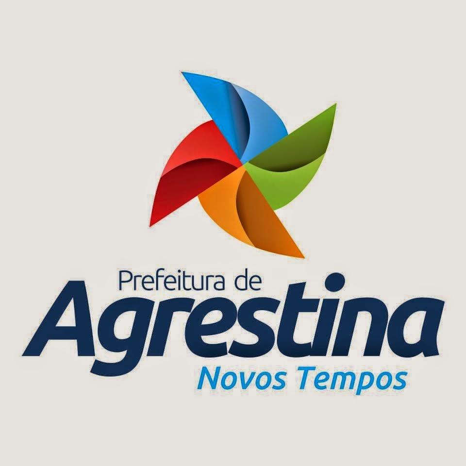 PREFEITURA DE AGRESTINA NOVOS TEMPOS