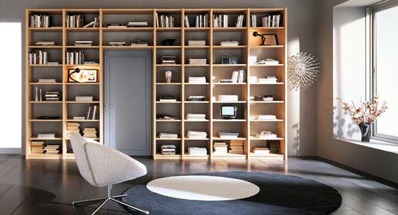 Home interior designs reading room design for Small reading room design ideas