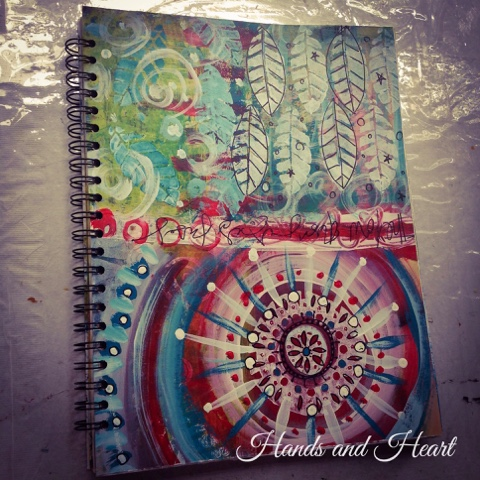 Art journals shop