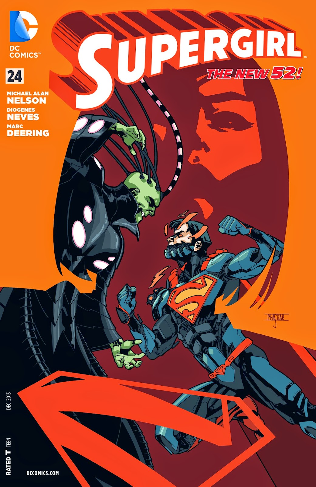 ADN Collections: The NEW 52 Story: HEl on Earth [Parte 2]
