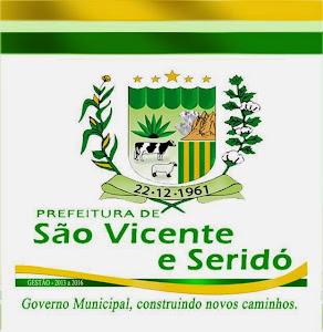 Prefeitura de São Vicente do Seridó - PB