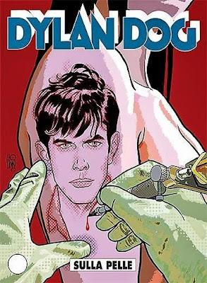 Dylan Dog 326 - Sulla Pelle