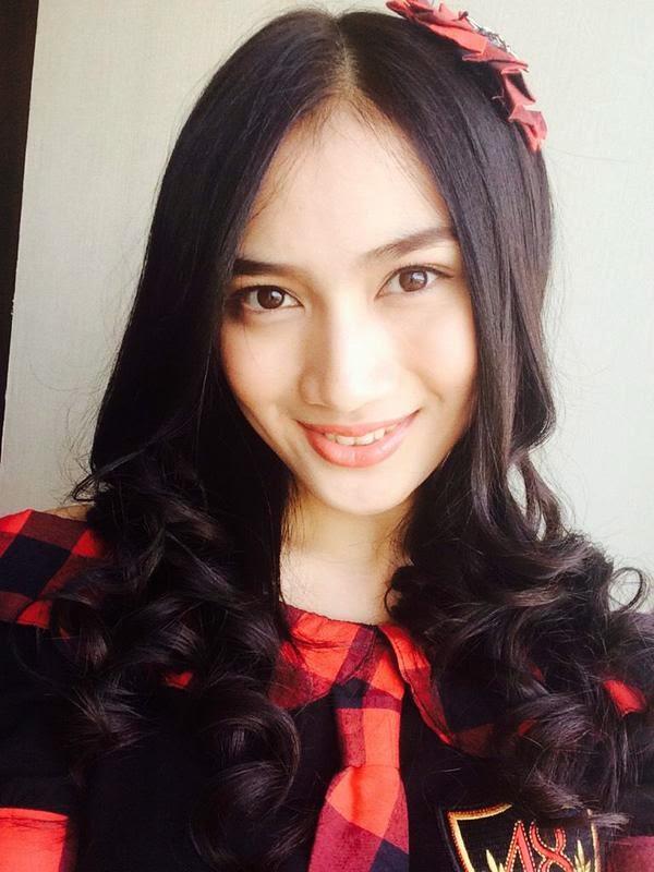 melody nurramdhani laksani  Nabilah Jkt48 2015