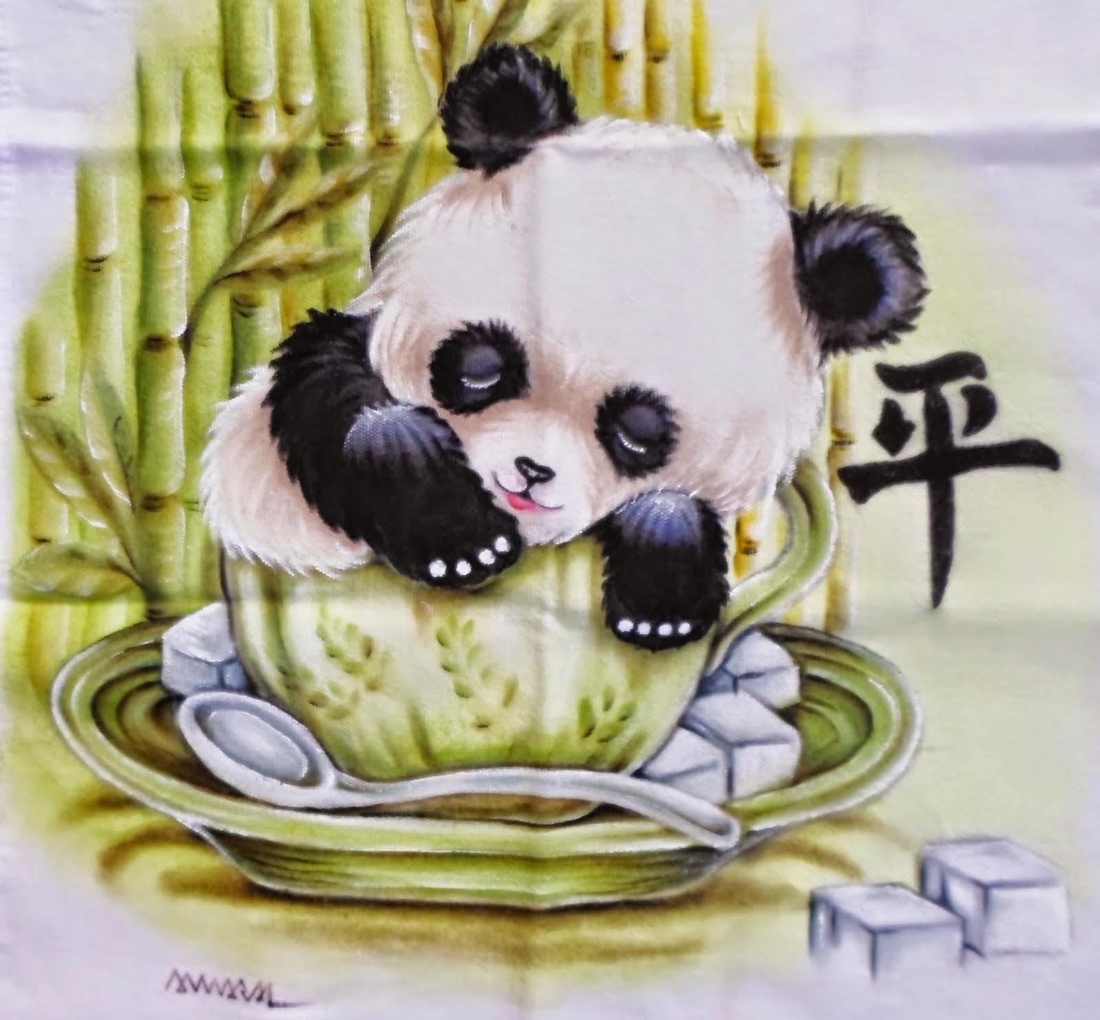 Chá de Panda