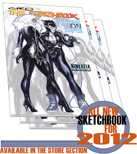 "New 2012 Sketchbook ""Thinking on Paper"" now available online"